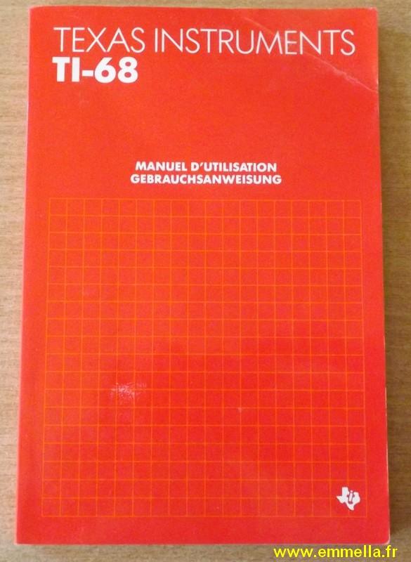 Texas Instruments TI-68