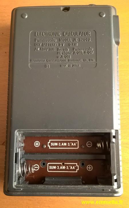Panasonic 8204