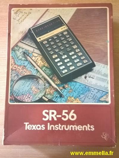 Texas Instruments TI SR 56