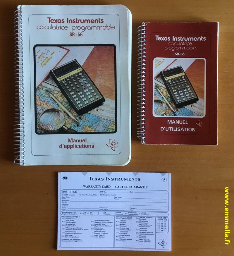 Texas Instruments TI SR-56