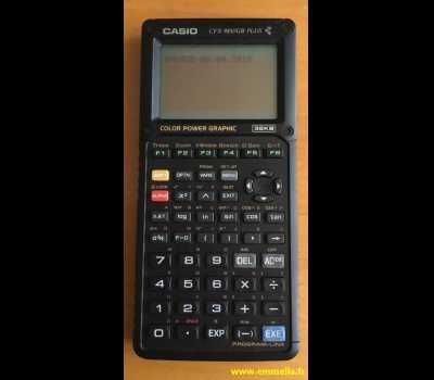 CFX-9850GB PLUS