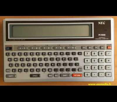 NEC PC-1201