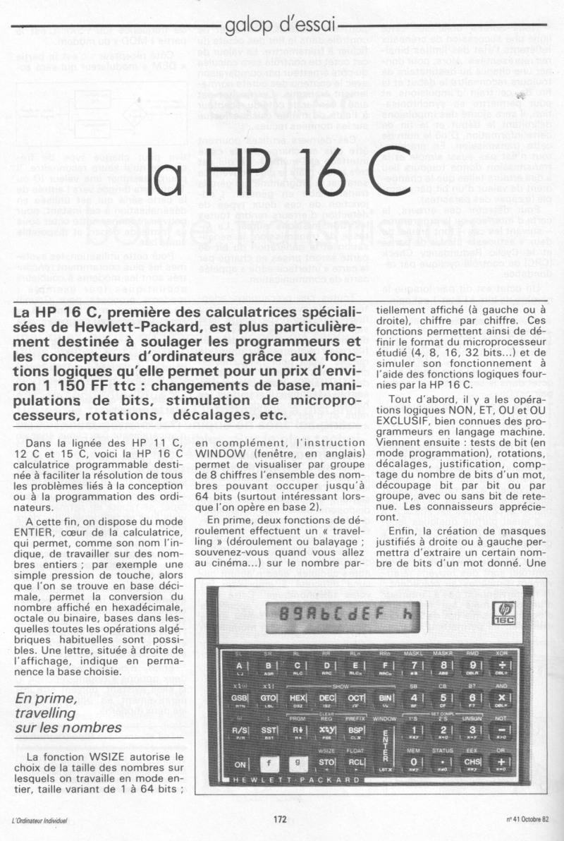 HP 16C