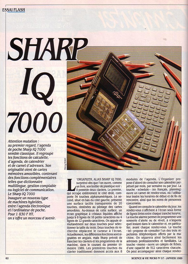 Sharp IQ-7000